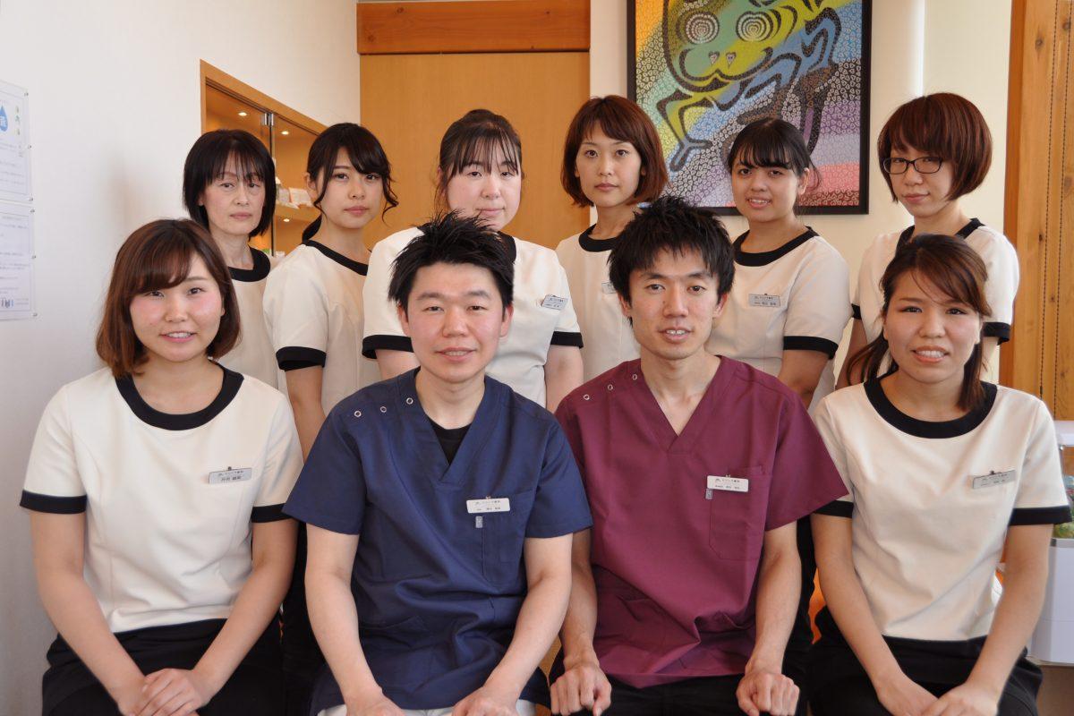にじいろ歯科行動方針(クレド)