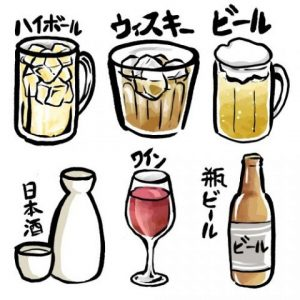 お酒について